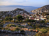 Activities in Hydra island